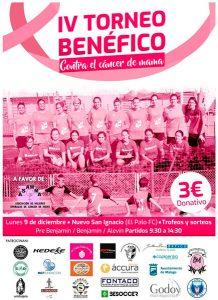 IV Torneo Benefico Contra el cancer de mama